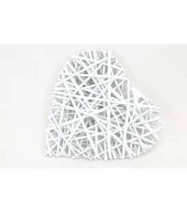 Serce Wiklinowe 35/35cm