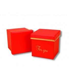 Dekoracyjne pudełko - flowerbox