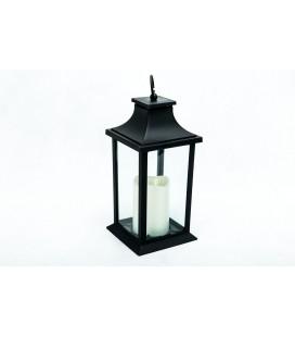Lampion Plastikowy z Wkładem 30/15cm