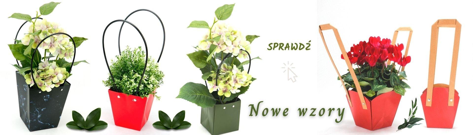 Torebki na kwiatki _Oferta_LUK